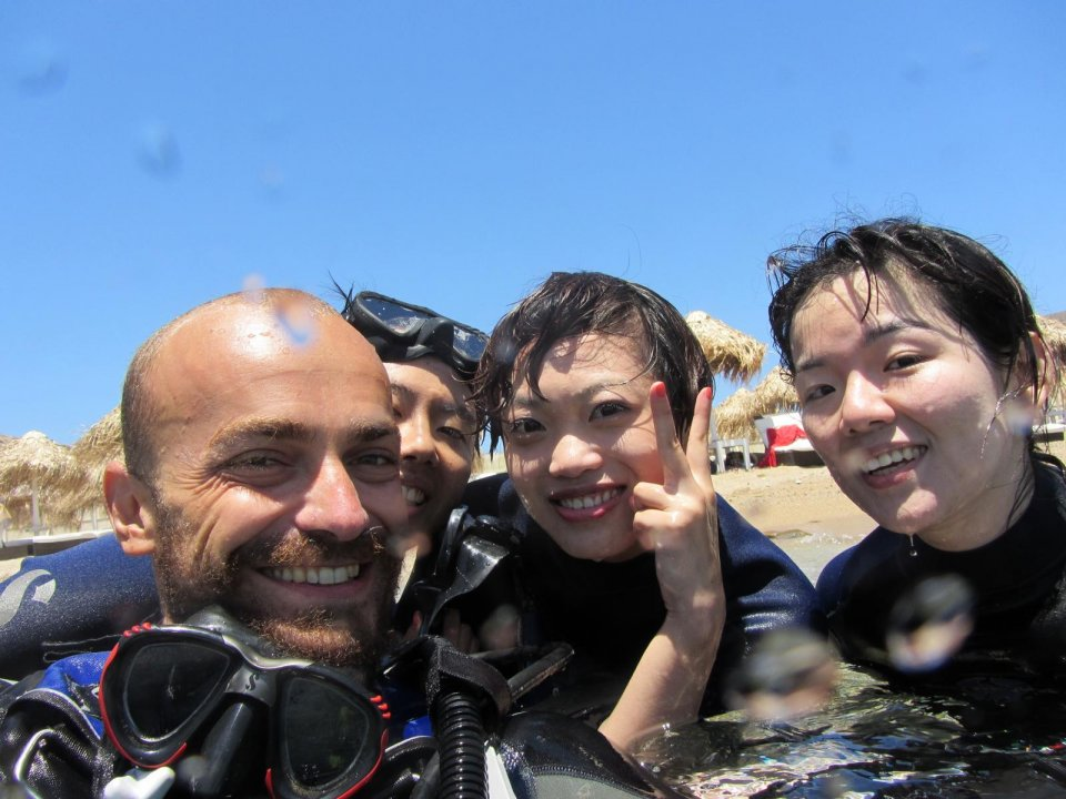 Mykonos Diving Fun