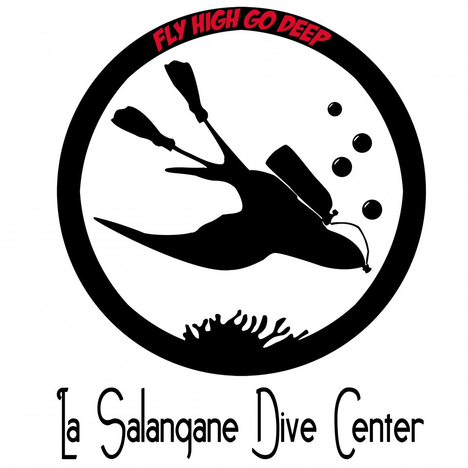 Logo La Salangane Dive Center