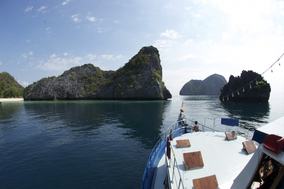 South of MerguiArchipelago
