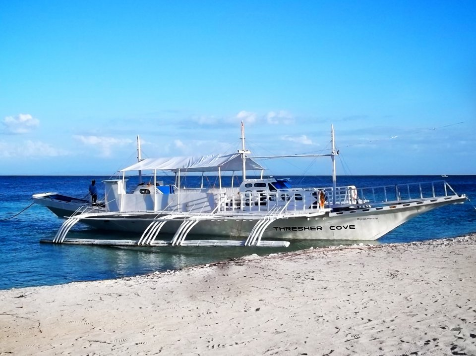 Our beautiful 78ft traditional dive boat