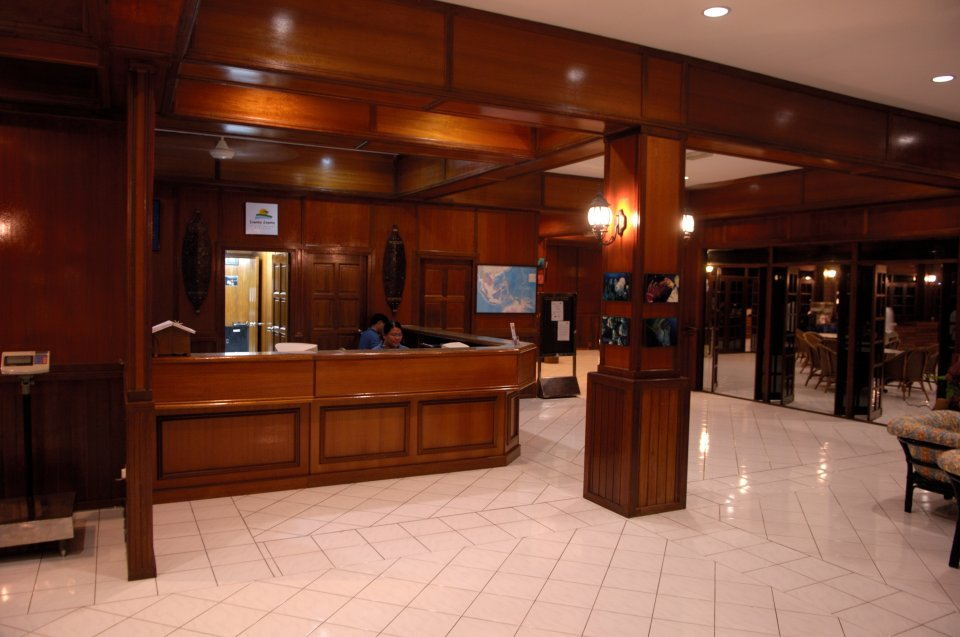 Resort Lobby Area