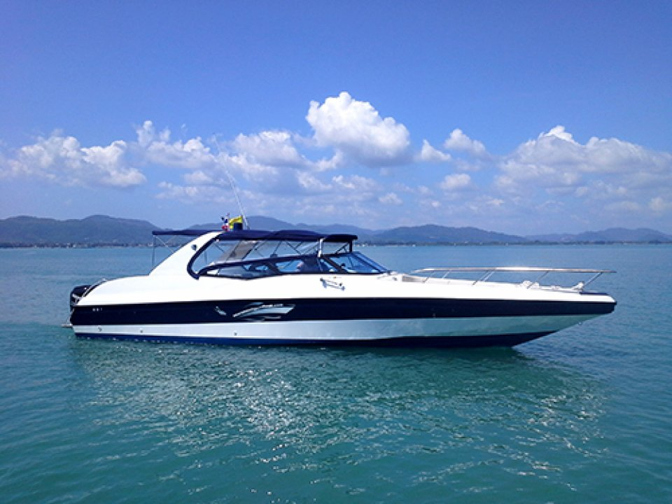 Our VIP Speedboat - Searunnerspeedboat.com