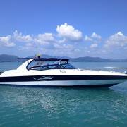 Searunnerspeedboat in Phuket
