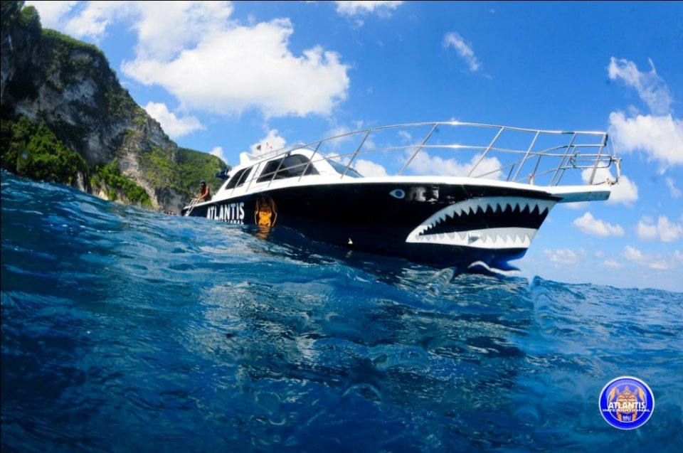 Diving Boat Atlantis Bali