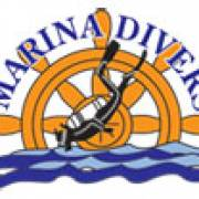 Marina Divers Sharm logo