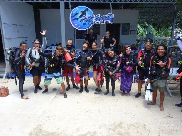Anti Gravity Divers Perhentian