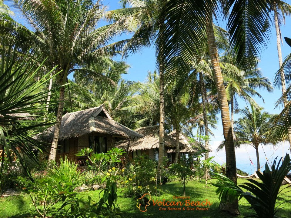 Camiguin Volcan Beach Eco Retreat & Dive Resort