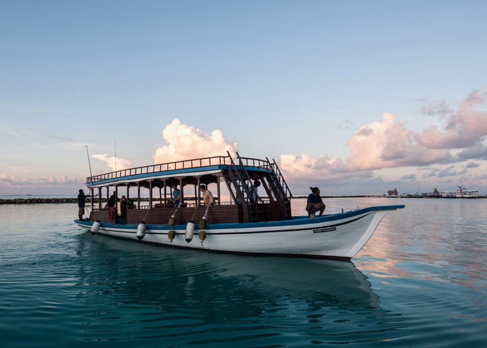 Atoll Fisher Ukulhas - 2018 All You