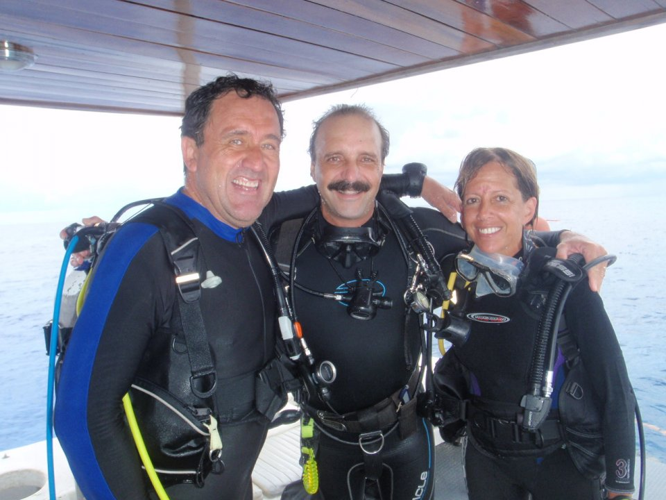 Cozumel  Diving Trip
