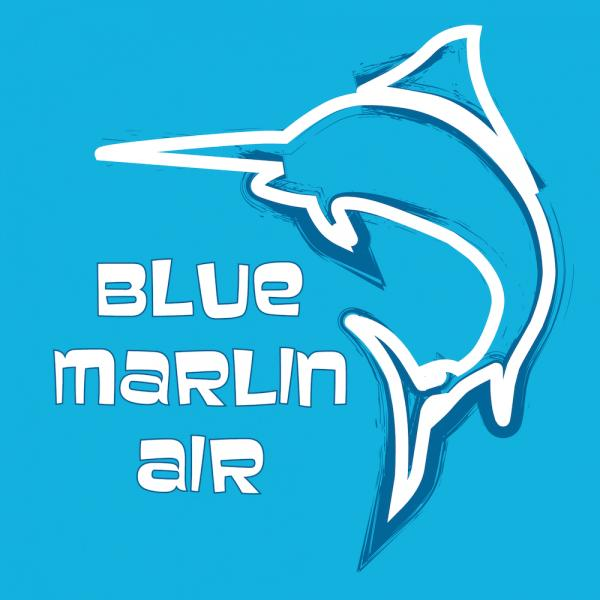 Blue Marlin Air Logo