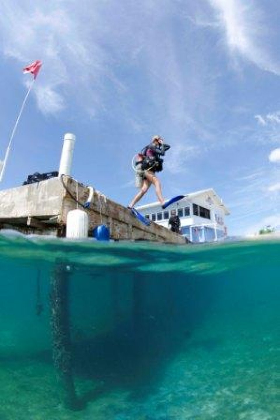Diving in grand cayman for Dive centres
