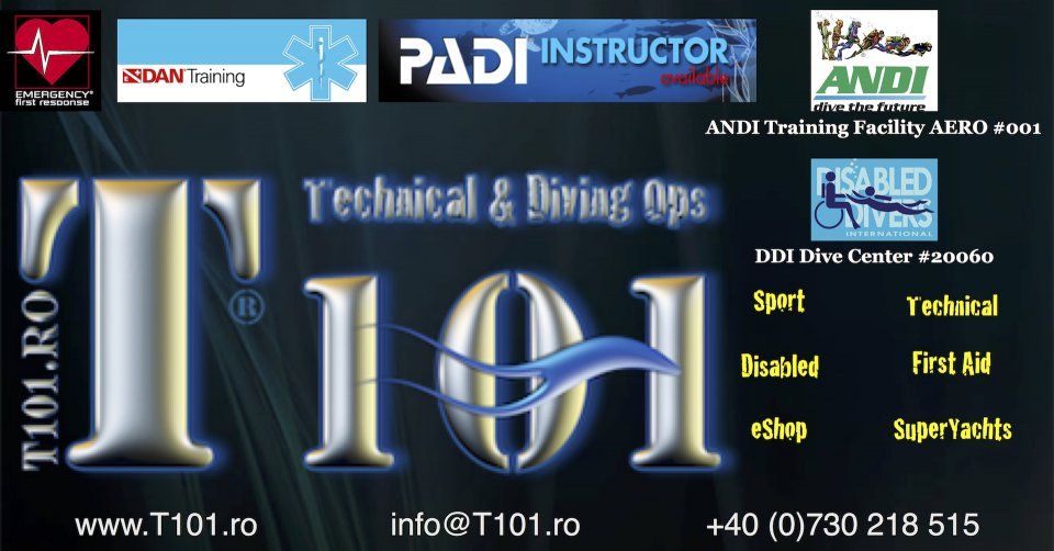 T101 - training & courses.
