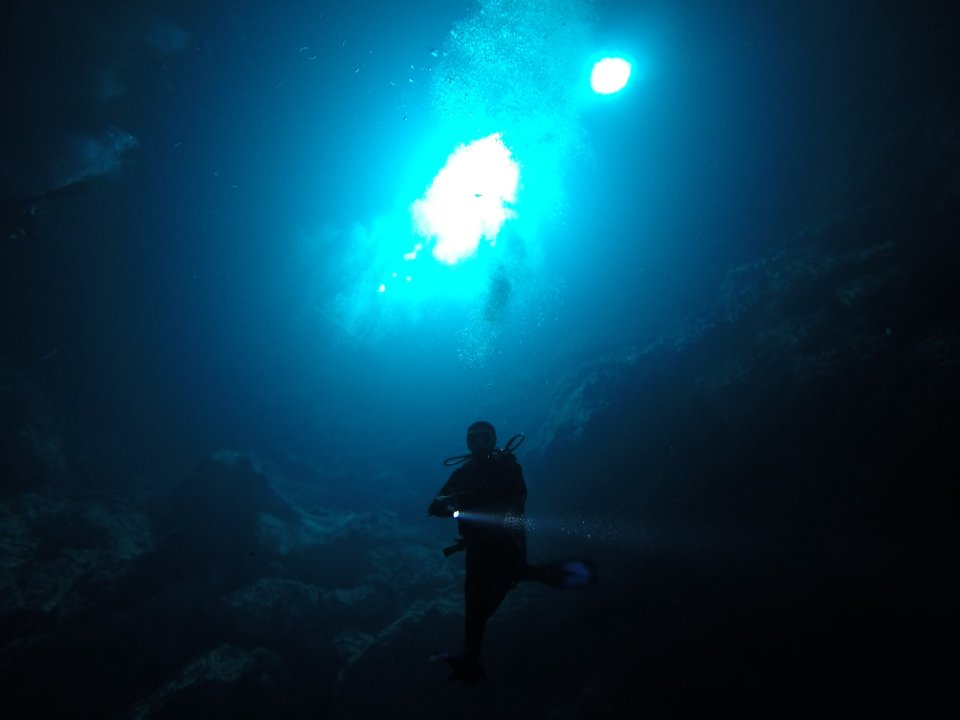 The Pit - Scuba diving tour - Koox Diving, Playa del Carmen, Mexico