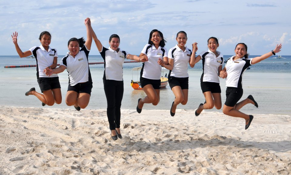 Bohol Girls Team