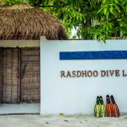 Rasdhoo Dive Centre, Maldives