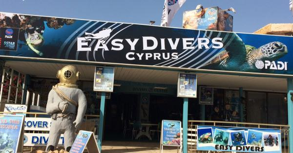 Easy Divers Cyprus - Padi Dive Centre