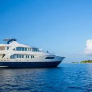 M/Y Honors Legacy Maldives