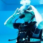 Instructor Diving