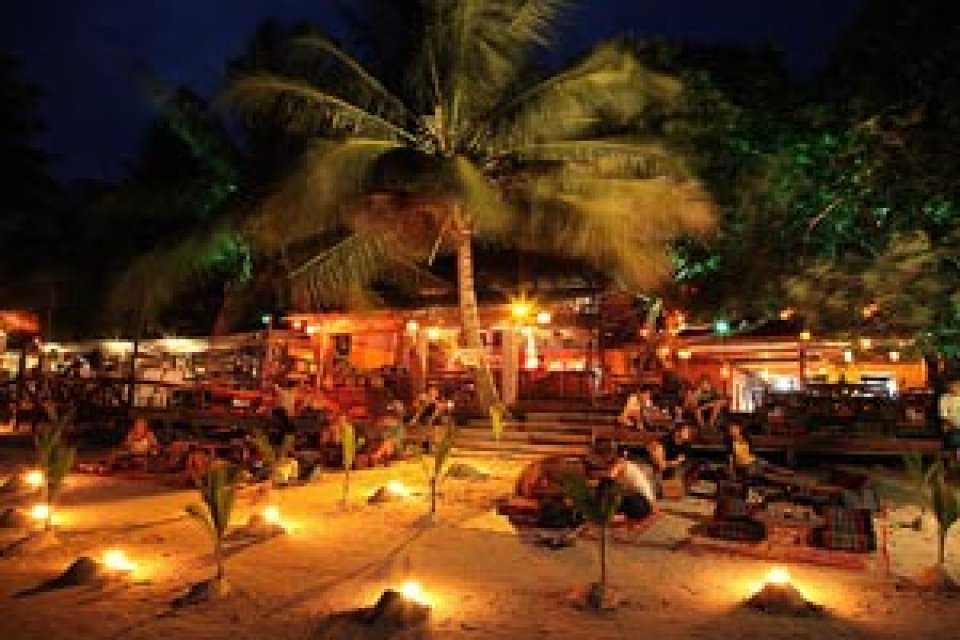 koh tao party