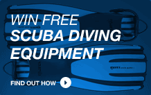 Win scuba diving equipment for free