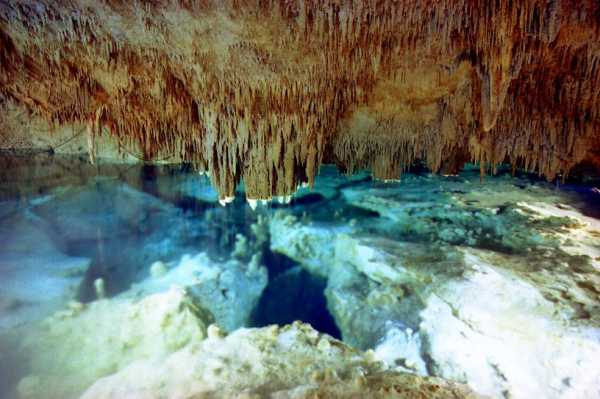 Cave and Cavern Diving