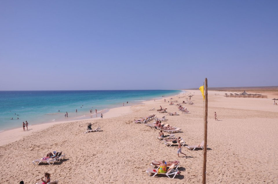 Boa vista beaches