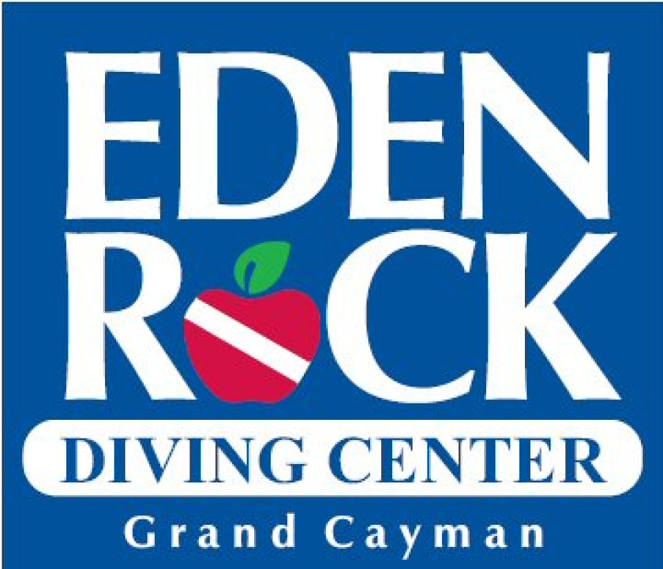 Eden Rock Diving Center Logo